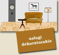 Usługi dekoratorskie